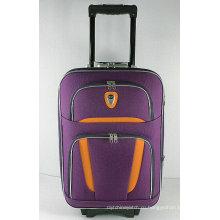 Дешевые мода мягкий EVA внешние багажа перемещения вагонетки