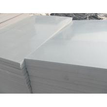 panneau blanc rigide imperméable de mousse de PVC