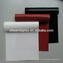 Innovadores productos chinos de caucho de silicona recubiertos de tela de fibra de vidrio de alibaba tienda
