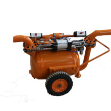 China Factory for Mining Pneumatic Water Pump Australia Type Pneumatic Sewage Sand Pump supply to St. Helena Manufacturers