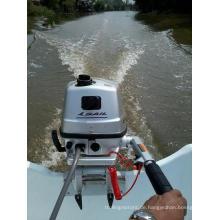 Segel 4-Takt 4HP Außenbordmotor mit CE-Zulassung