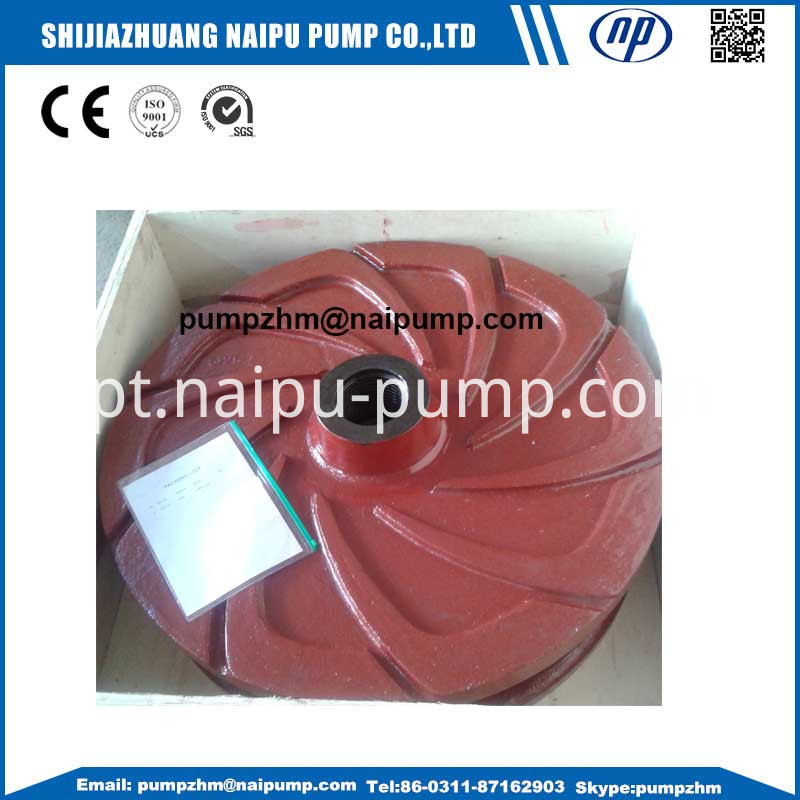 02--G12147 slury pump impellers
