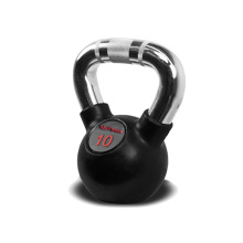 Körperliches Training Cast Steel Kettlebell