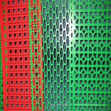 Китай Поставщик перфорированной металлической сетки