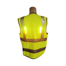 Oxford Cloth Light-emitting LED Vest