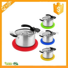 FDA Approved Highly Heat Resistant Silicone Kitchen Table Mat