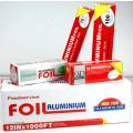 Алюминиевая / алюминиевая фольга для пищевых продуктов