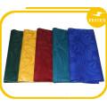 Hot Sale Guinea Africa Guinea Brocade Jacquard Knitting Yarn Curtain Fabric China Wholesale Market
