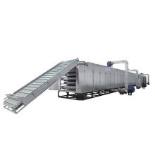 Industrial Blow Food Air Conveyor Mesh Belt Cocoa Mobile Egg Tray Coffee Moringa Leaf Dryer