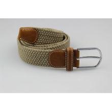 2014 Fashion belt buckle knitted belts