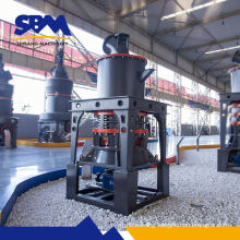 Sepiolite, attapulgite, rectorite application mill machine micro powder for Ghana