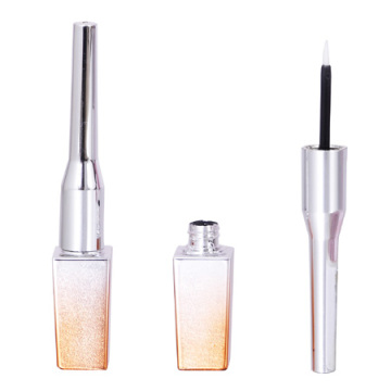 Square Orange Liquid Eyeliner Bottle