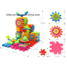 DIY Movable Intellectual Educational Blocks EVA Foam Kids Toys