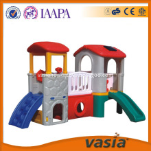 cheap soft play equipment Children  commercial Indoor  slide for shopping mall