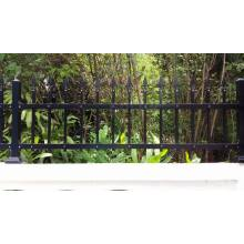 Customized Residential Decorative Galvanized Steel Fence