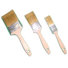 Eterna PB-046 Golden Pet Hollow Filament Wooden handle paint brush cheap style paint brushes
