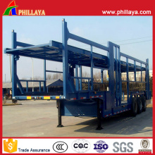 2 Eixos 6 Car Carrier Trailer for Car Transportation