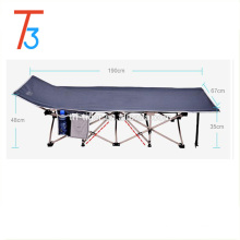 New folding massage bed portable single bed with low price