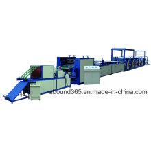 Saco do cimento que faz a máquina do fornecedor profissional