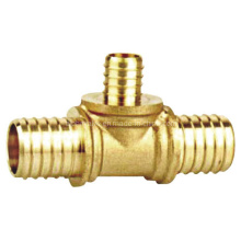 Brass Tee Pex Fitting (a. 0431)