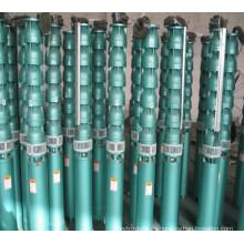Serie QJ bomba de agua centrífuga de alto caudal para bomba de irrigación agrícola