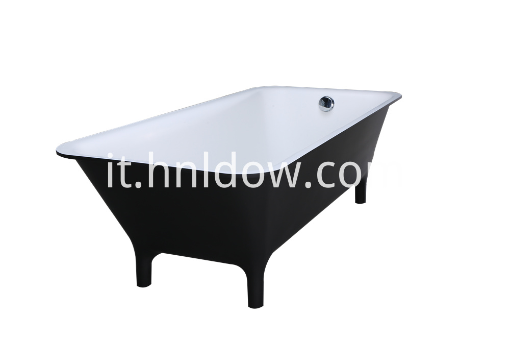 rectangle bath tub