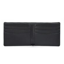 Classic Alligator Embossed Logo Pu Leather Men Wallet