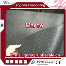 Recycle Rubber Tile Outdoor Rubber Tile Wearing-Resistant Rubber Tile Outdoor Rubber Tile