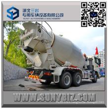 Foton Auman Etx 10 Cbm Ready Mixer Truck