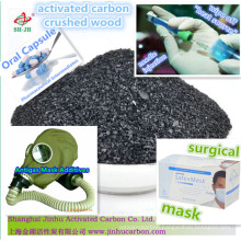 surgical mask activated carbon