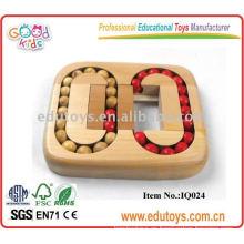 Juego de lujo de madera (juego de madera, juguete promocional / regalo)