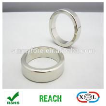 D35xd20x5mm sintered neodymium toroid permanent magnet