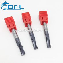 BFL-Vollhartmetall-Mikrokorn-Fräser CNC-Gewindefräser