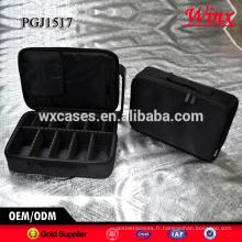 Chine usine vente chaude muti-fonction imperméable en nylon sac à outils avec l'armature en plastique solide