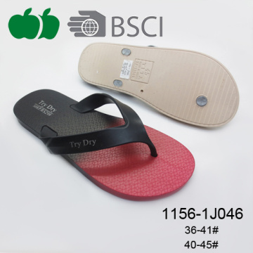 High Quality Fashion Simple Design Summer Men Flip Flop