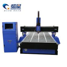 Máquina fresadora CNC de madera