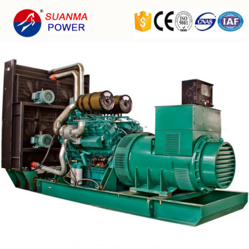Tongchai Power Generator 1200kw