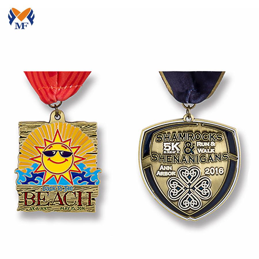 Different Types Of Medals