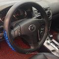 PVC Reflective Logo Car Steering Wheel Cover 38cm Styles