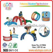 Indoor Kids Play Set Balance Training