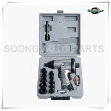 "1/2"" Air Impact Wrench Kit, 17PCS Air Impact Wrench Kit"