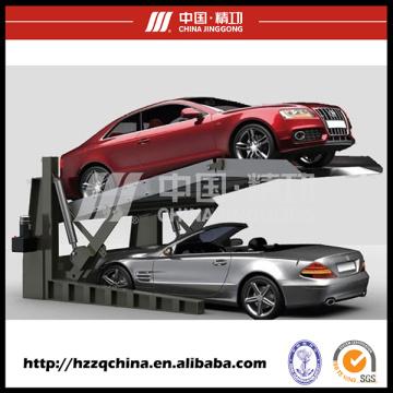 Système automatisé de stationnement de vente chaude et ascenseur de stationnement pour des voitures