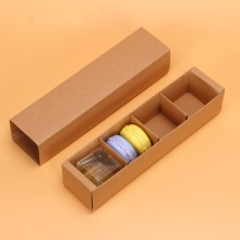 Kraft+Brown+Macaron+Box+Dividers