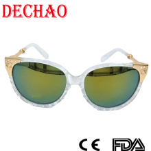 2015 custom designer metal sunglasses high quality for men