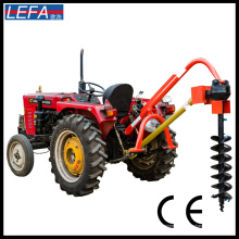 3 points Pto petit tracteur Hitch Fence Hole Digger