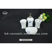 4pcs ceramic bath gift set