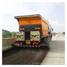 Camión de sellado de viruta de máquina de asfalto para venta caliente