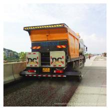 Camion de cachetage de puce de machine d'asphalte pour la vente chaude