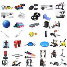 300㎡ complete all-in-1 sportschoolset voor dames