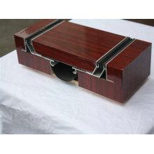 Plancher d'expansion flexible en caoutchouc souple Dual Seal Design